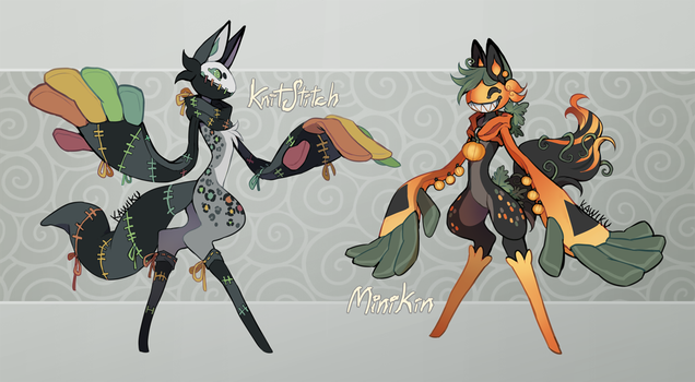 October Scarfox Auction 2 (Closed) by Kawiku
