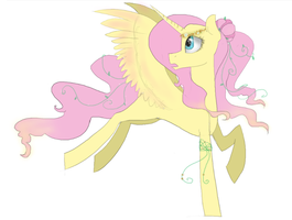 Fluttercorn by amberflicker