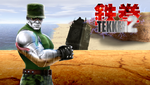 TEKKEN 2 - P-Jack the First Unit by Hyde209