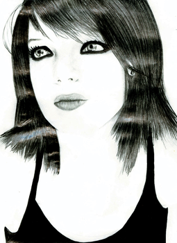 Shirley Manson by starkissed