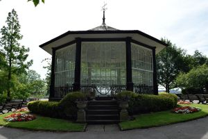 DSC 0155 Victorian Bandstand 3 by wintersmagicstock