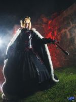 Fate Stay Night - Saber Alter cosplay by Asimagic