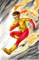 AT - Kid Flash by Alassa