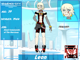 ::Sequence-City:: Leon by ShiningMaiden