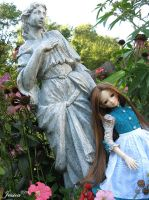 Mother's Guardian Angel by GothicDollfie
