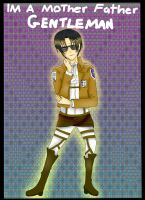 MFG:Levi by JazminKitsuragi