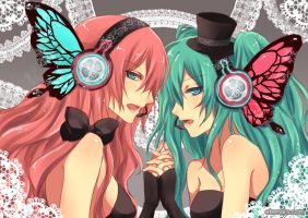 Vocaloid Magnet by Eternal-S