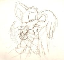 Sketch Thingy: Knouge by Lolly-pop-girl732