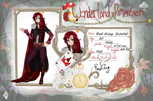 WD APP : Red King by TheULTImateAngel