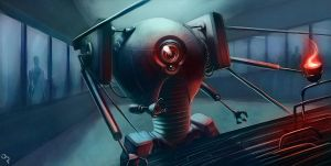 SE_Lab Droid by AdamRoush