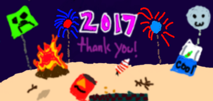 2017!!!! by GODOFHPY3RD34TH