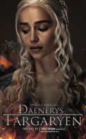 Emilia Clarke as Daenerys Targaryen by TributeDesign