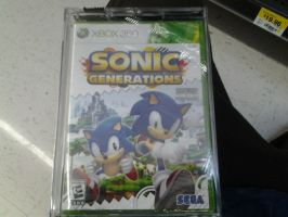 sonic generations by sonicfan40