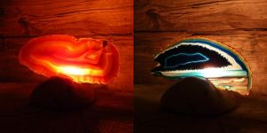 Agate lamp by Squirrel-slayer