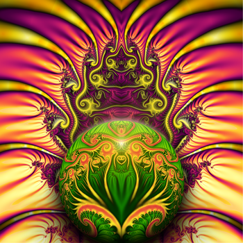 the God Particle by blessed-saen