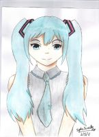 15: Miku by Bookaddict209