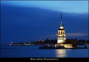 Maiden's Tower by erenabice