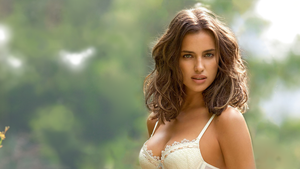 Irina Shayk Wallpaper by SirTimothy1