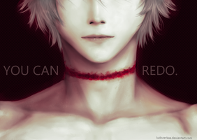 You can (not) redo by Ludozerkaa