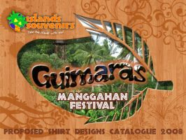 Catalogue Cover for Guimaras by BERTSZKIEBOI1327