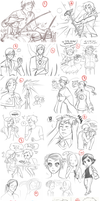 LH: Huge sketchdump is huge by zulenha