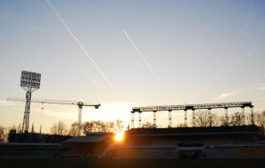 Zalgiris Stadium by KristeLynx