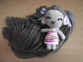Little doll for Elina by AnneKo