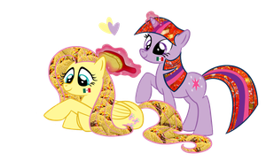 Tacoshy and Twilight Salsakle by JustAnotherGDB