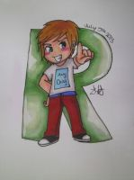 R is for Reiss~ Traditional by xBeyondTheGalaxies