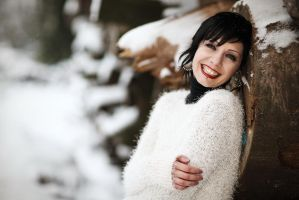 winter smiling by Drastique-Plastique