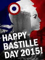 Bastille Day 2015 by Party9999999