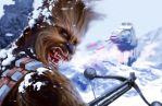 Chewbacca by KevinHarrell