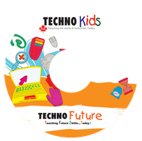 Technokids CD Label by MaiEltouny