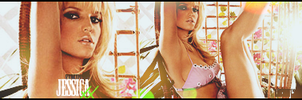 Jessica Simpson - Signature by lebthug23