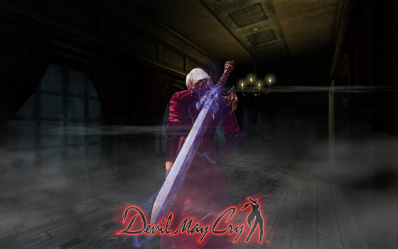 Devil May Cry Desktop Wallpaper by ThatCharizardGuy