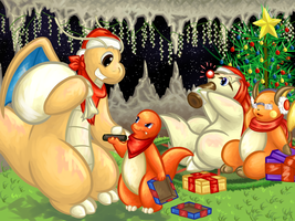 PMD - Christmas 2012 (Very Late) by LilArrin