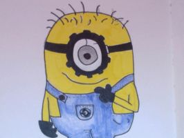 Minion by H50Tintinghibli