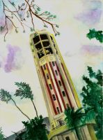 U.P. Carillon by dArkeRiaNnE