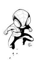 Spider-Man! by shiprock