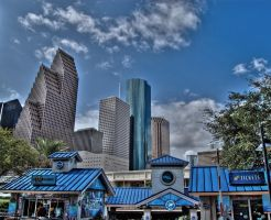 Texas Blues HDR by nat1874
