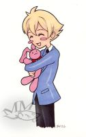 Honey: Ouran HH Host Club by gaelicgreen