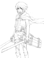 Armin Print (WIP) by PhantomMarbles