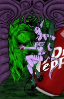 Dr_Pepper_Succubus by aesphyxia