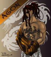 .:D.R.Agon:. by TyrineCarver