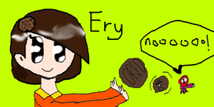 Ery the power of OREO! by AppleLora
