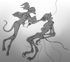 Witches (WIP) by Zaeta-K
