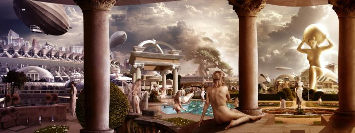 Utopia in Manipulation by Ladonite