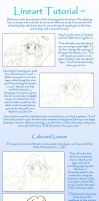 Lineart tutorial by SonARTic