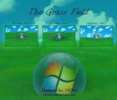 The Grass Field by Caffery