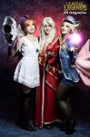 League of legends - Team by pink-hika